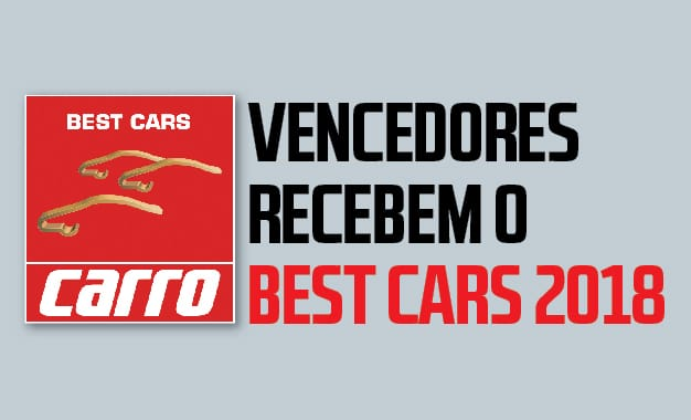 Best Cars: Vencedores de 2018