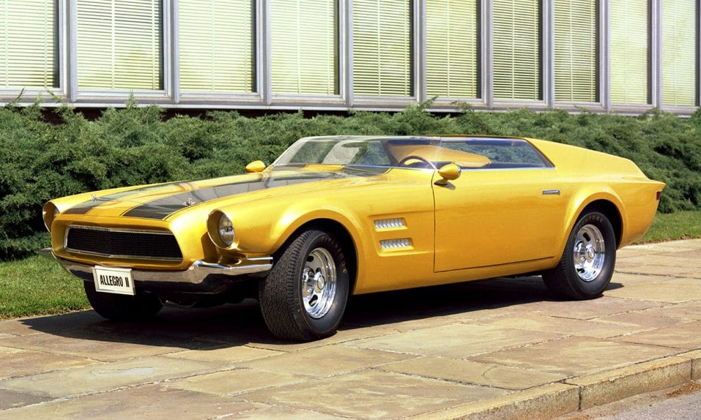 Ford Mustang Allegro II 1967