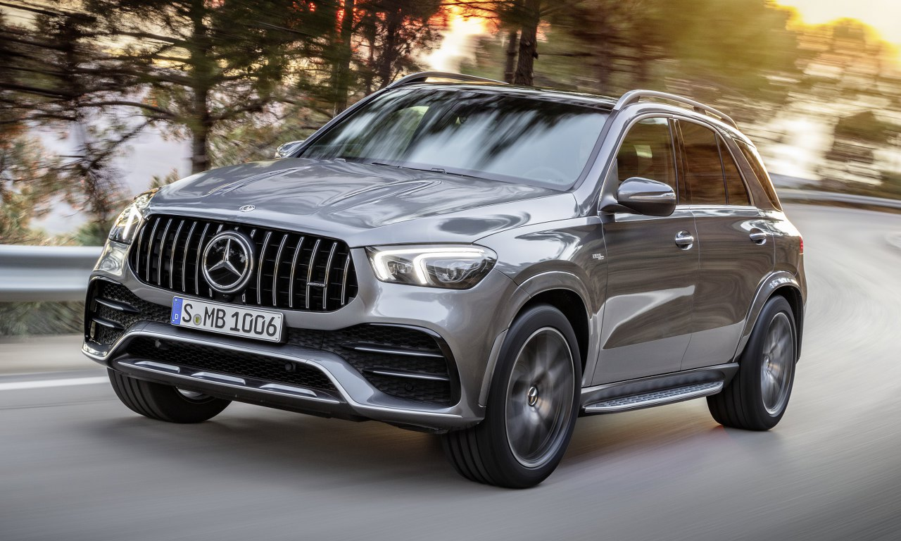 Mercedes Amg Gle 53 4 Matic Chega Por R 544 900 Revista Carro