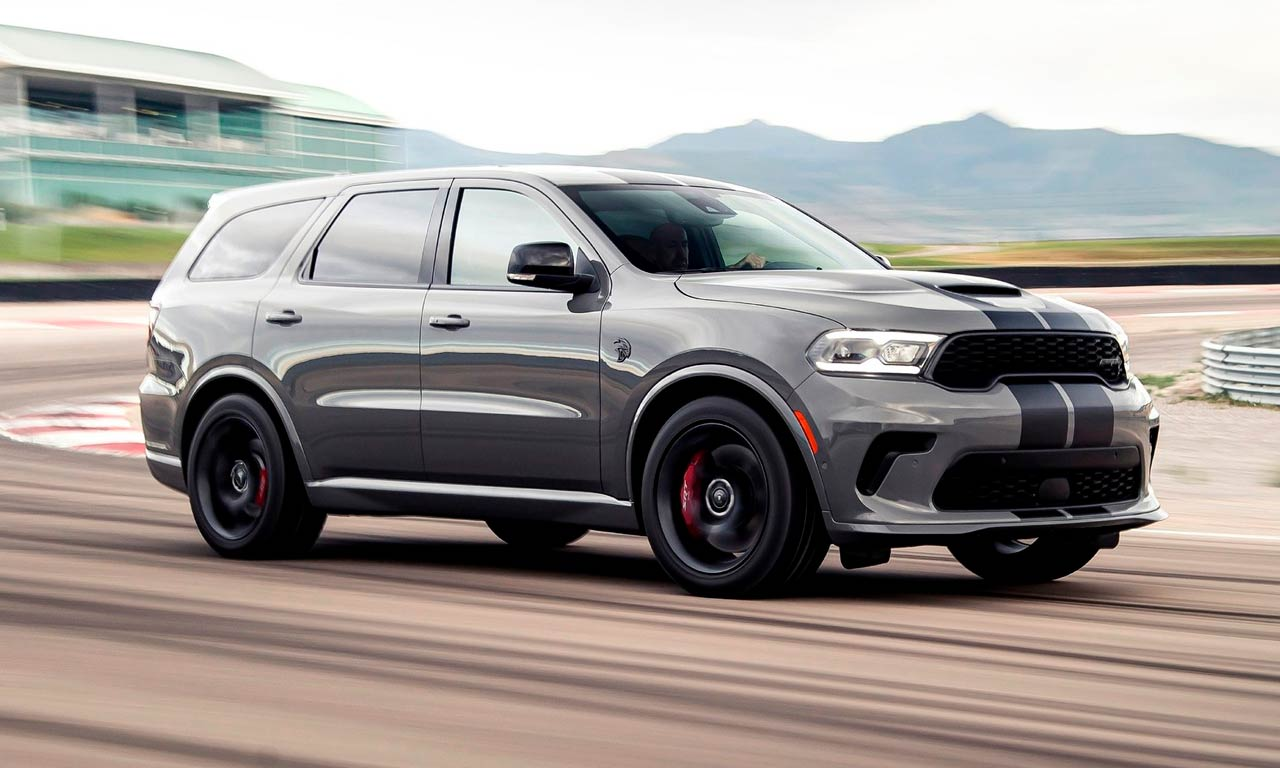 Dodge Durango Srt Hellcat 2021 E O Suv Mais Potente Do Mundo Revista Carro