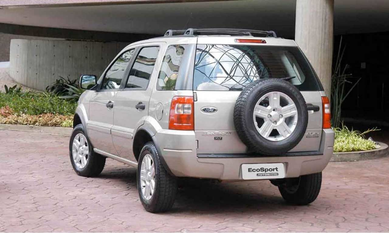 Ford EcoSport XLT AT 2006