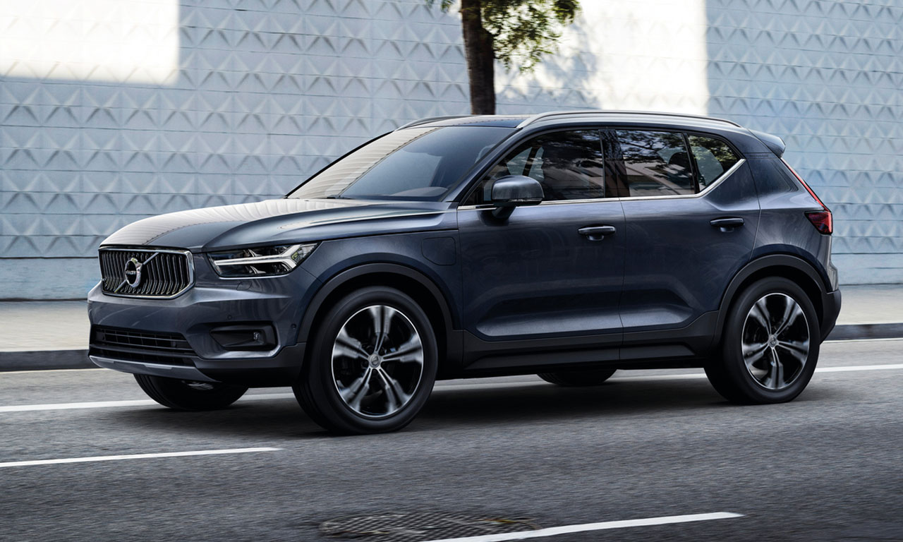 Volvo XC40 Recharge Plug-in Hybrid Inscription T5 2021